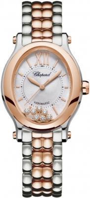 Chopard Happy Sport Oval Automatic 278602-6002 watch