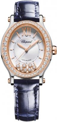 Chopard Happy Sport Oval Automatic 278602-6003 watch