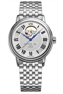 Raymond Weil Maestro Mens watch, model number - 2827-st-00659, discount price of £1,000.00 from The Watch Source