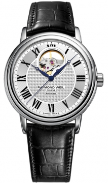 Raymond Weil Maestro Mens watch, model number - 2827-stc-00659, discount price of £920.00 from The Watch Source