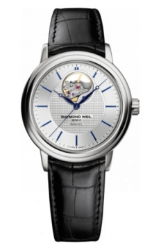 Raymond Weil Maestro Mens watch, model number - 2827-stc-65001, discount price of £920.00 from The Watch Source