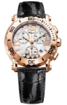 Chopard Happy Sport Chronograph Quartz 42mm 283581-5003 watch