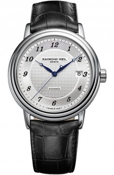 Raymond Weil Maestro Mens watch, model number - 2837-stc-05659, discount price of £730.00 from The Watch Source