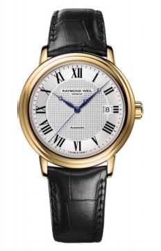 Raymond Weil Maestro Mens watch, model number - 2837-pc-00659, discount price of £815.00 from The Watch Source