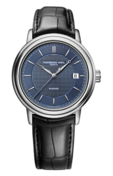 Raymond Weil Maestro Mens watch, model number - 2837-stc-50001, discount price of £730.00 from The Watch Source