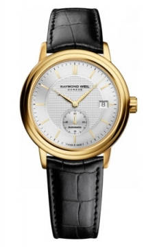 Raymond Weil Maestro Mens watch, model number - 2838-pc-65001, discount price of £975.00 from The Watch Source