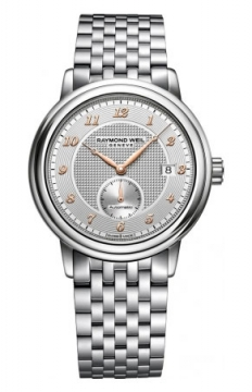 Raymond Weil Maestro Mens watch, model number - 2838-s5-05658, discount price of £975.00 from The Watch Source