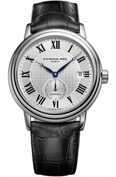 Raymond Weil Maestro Mens watch, model number - 2838-stc-00659, discount price of £815.00 from The Watch Source