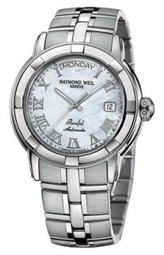 Raymond Weil Parsifal Mens watch, model number - 2844 ST 00908, discount price of £1,295.00 from The Watch Source