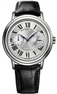 Raymond Weil Maestro Mens watch, model number - 2846-stc-00659, discount price of £1,435.00 from The Watch Source