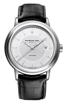 Raymond Weil Maestro Mens watch, model number - 2847-stc-30001, discount price of £795.00 from The Watch Source