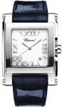 Chopard Happy Sport Square Quartz XL 288447-3001 watch