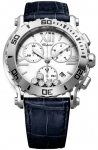 Chopard Happy Sport Chronograph Quartz 42mm 288499-3001-Blue watch