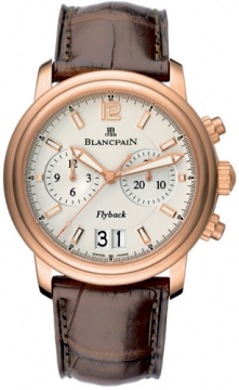 Blancpain Leman Flyback Chronograph & Big Date Mens watch, model number - 2885f-36b42-53b, discount price of £17,824.00 from The Watch Source