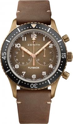 Zenith Pilot Chronograph 29.2240.405/18.c801 watch