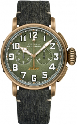 Zenith Pilot Type 20 Chronograph 29.2430.4069/63.i001 watch