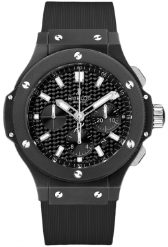Hublot Big Bang Ceramic Black Magic 44mm Mens watch, model number - 301.ci.1770.rx, discount price of £10,400.00 from The Watch Source