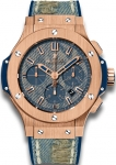Hublot Big Bang Jeans 44mm 301.pl.2780.nr.jeans watch
