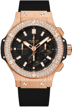 Hublot Big Bang Gold 44mm Mens watch, model number - 301.px.1180.rx.1104, discount price of £25,835.00 from The Watch Source