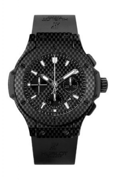 Hublot Big Bang All Carbon 44mm Mens watch, model number - 301.qx.1724.rx, discount price of £12,880.00 from The Watch Source