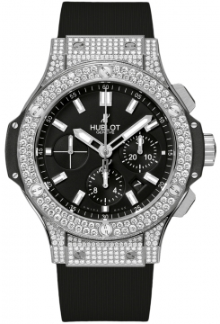 Hublot Big Bang Steel 44mm Mens watch, model number - 301.sx.1170.rx.1704, discount price of £20,000.00 from The Watch Source