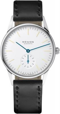 Nomos Glashutte Orion 35mm 301 watch