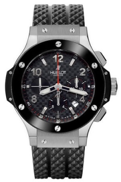 Hublot Big Bang Steel 44mm Mens watch, model number - 301.sb.131.rx, discount price of £8,960.00 from The Watch Source