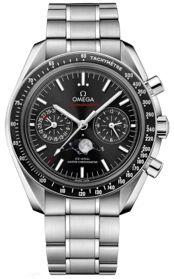 Omega Speedmaster Moonphase Co-Axial Master Chronometer Chronograph 44.25mm 304.30.44.52.01.001 watch
