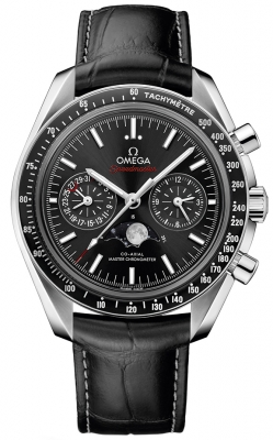 Buy this new Omega Speedmaster Moonphase Co-Axial Master Chronometer Chronograph 44.25mm 304.33.44.52.01.001 mens watch for the discount price of £6,768.00. UK Retailer.