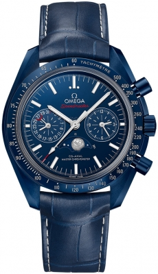 Buy this new Omega Speedmaster Moonphase Co-Axial Master Chronometer Chronograph 44.25mm 304.93.44.52.03.001 mens watch for the discount price of £8,424.00. UK Retailer.