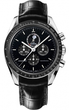 Omega Speedmaster Professional Moonwatch Moonphase 44.25mm Mens watch, model number - 311.33.44.32.01.001, discount price of £6,195.00 from The Watch Source