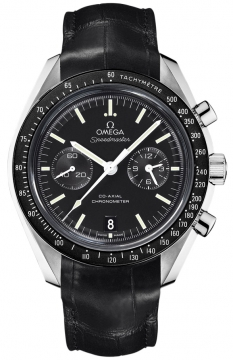 Buy this new Omega Speedmaster Moonwatch Co-Axial Chronograph 311.33.44.51.01.001 mens watch for the discount price of £5,184.00. UK Retailer.