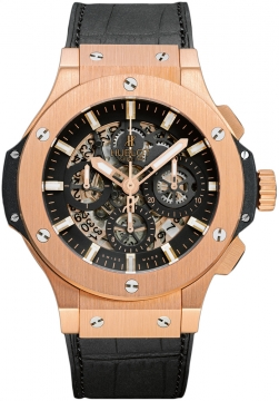 Hublot Big Bang Aero Bang Gold 44mm Mens watch, model number - 311.px.1180.gr, discount price of £23,440.00 from The Watch Source