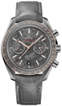 Omega Speedmaster Moonwatch Co-Axial Chronograph 311.63.44.51.99.001 GREY SIDE OF THE MOON METEORITE watch