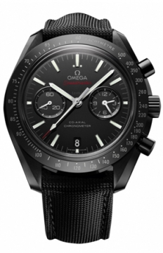 Omega Speedmaster Moonwatch Co-Axial Chronograph Mens watch, model number - 311.92.44.51.01.003 DARK SIDE OF THE MOON, discount price of £7,210.00 from The Watch Source