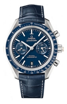 Buy this new Omega Speedmaster Moonwatch Co-Axial Chronograph 311.93.44.51.03.001 mens watch for the discount price of £7,452.00. UK Retailer.