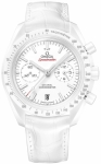 Omega Speedmaster Moonwatch Co-Axial Chronograph 311.93.44.51.04.002 WHITE SIDE OF THE MOON watch
