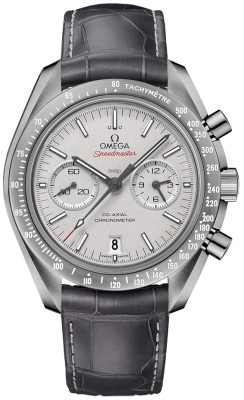 Buy this new Omega Speedmaster Moonwatch Co-Axial Chronograph 311.93.44.51.99.002 mens watch for the discount price of £7,722.00. UK Retailer.