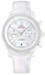 Omega Speedmaster Moonwatch Co-Axial Chronograph 311.98.44.51.55.001 WHITE SIDE OF THE MOON watch