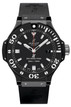 Hublot Big Bang King Black Magic 44mm Mens watch, model number - 312.cm.1120.rx, discount price of £9,515.00 from The Watch Source