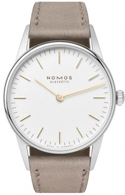 Buy this new Nomos Glashutte Orion 33 Duo 32.8mm 319 midsize watch for the discount price of £1,098.00. UK Retailer.