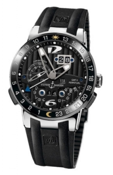 Ulysse Nardin El Toro GMT +/- Perpetual Calendar Mens watch, model number - 320-00-3, discount price of £38,088.00 from The Watch Source