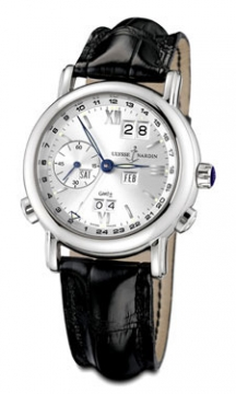 Ulysse Nardin GMT +/- Perpetual 38.5mm Mens watch, model number - 320-22/31, discount price of £26,129.00 from The Watch Source