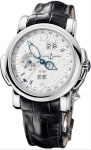Ulysse Nardin GMT +/- Perpetual 42mm 320-60/60 watch