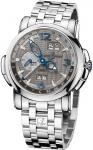 Ulysse Nardin GMT +/- Perpetual 42mm 320-60-8/69 watch