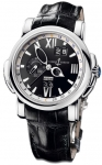 Ulysse Nardin GMT +/- Perpetual 42mm 320-60/32 watch