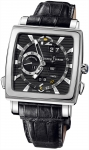 Ulysse Nardin Quadrato Dual Time Perpetual 320-90/92 watch