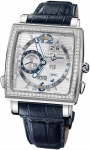 Ulysse Nardin Quadrato Dual Time Perpetual 320-90b/91 watch
