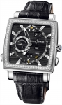 Ulysse Nardin Quadrato Dual Time Perpetual 320-90b/92 watch