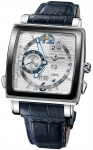 Ulysse Nardin Quadrato Dual Time Perpetual 320-90cer/91 watch